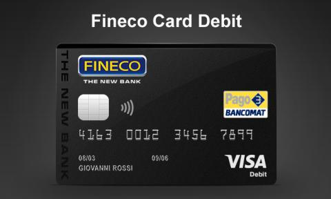 Fineco Card Debit