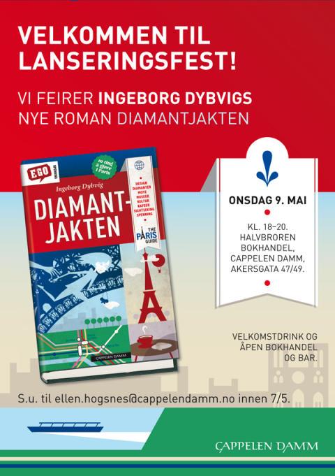 Lansering Ingeborg Dybvig
