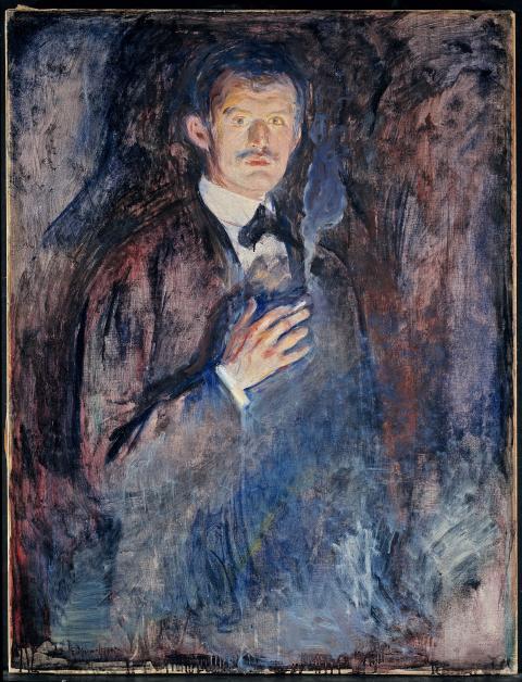 Snart braker det løs for Munch-jubileet i 2013!