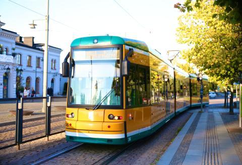 Norrköping - internt processarbete utvecklar det hållbara resandet