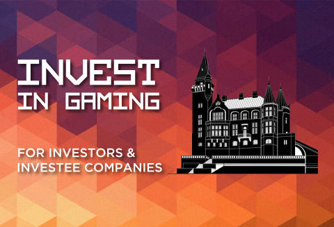 Investerare möter utvecklarbolag inom Gaming på Teleborgs slott