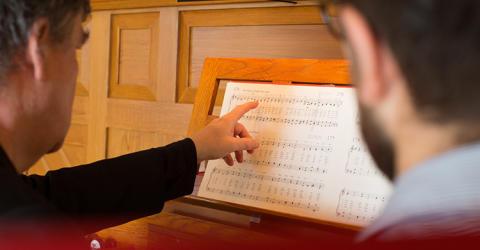 Kyrkomusikerutbildningen vid Ersta Sköndal Bräcke högskola fyller 60 år