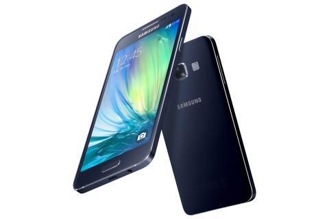 Samsung Galaxy A3 och Galaxy A5 snart på svenska butikshyllor
