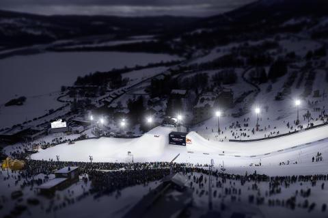 SkiStar Åre: Skiing turns showtime when Jon Olsson takes on Åre