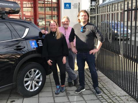 Malmberg startar verksamhet i Drammen för den norska vattenreningsmarknaden.
