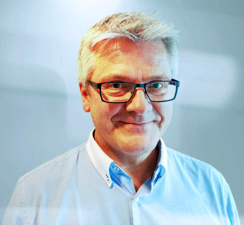 Jan Julseth er ny leder på MANs verksted i Drammen