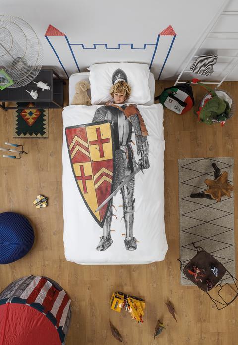 Snurk sängkläder - Riddare