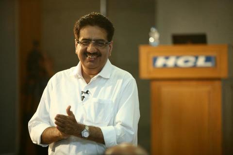 HCL Vineet Nayar