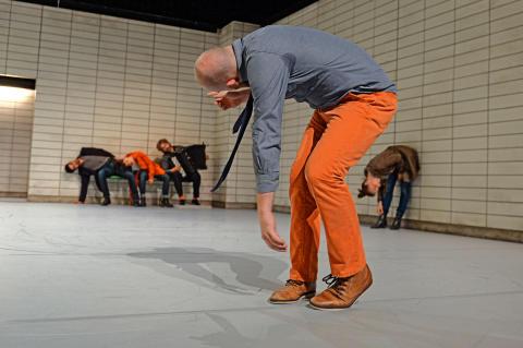 Gästspel Sehnsucht med Tanz Mainz
