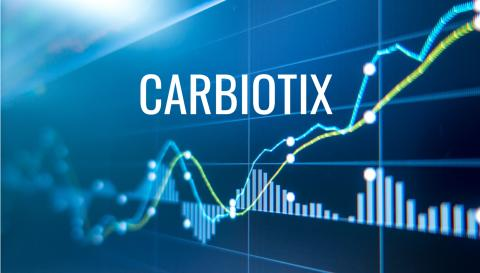 Significantly oversubscribed new share issue in Carbiotix