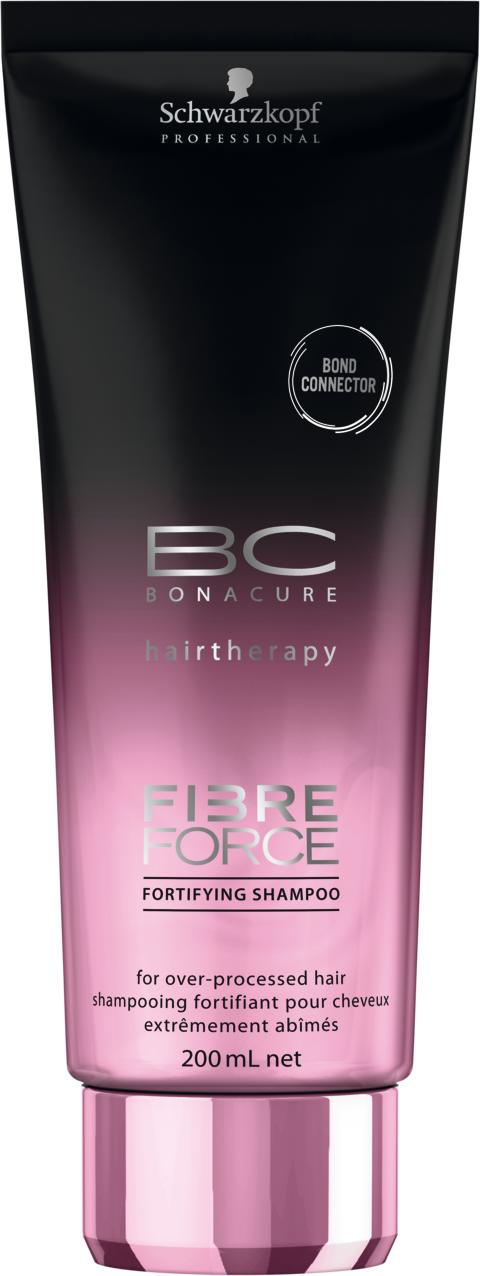 Schwarzkopt Professional BC Fibre Force - Shampoo
