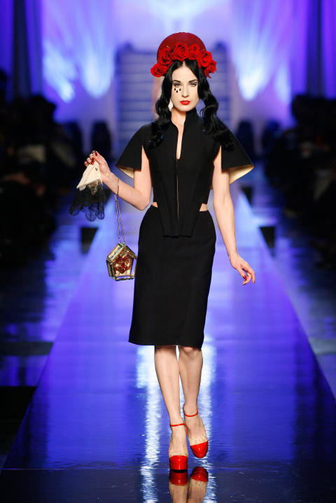 THE FASHION WORLD OF JEAN PAUL GAULTIER - From the Sidewalk to the Catwalk