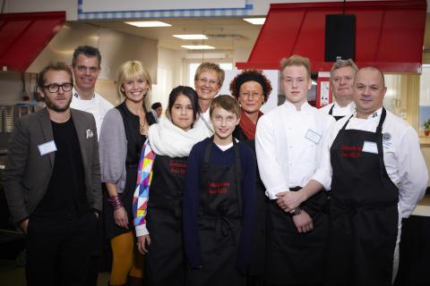 Juryn i Årets FELIX 2011