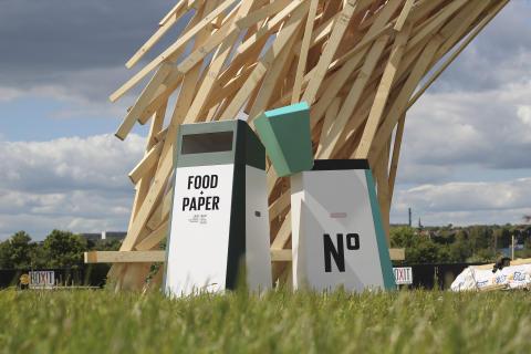 Oplev fremtidens skraldespand på NorthSide