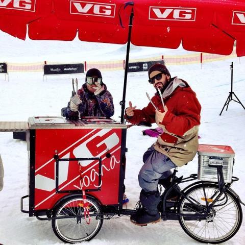 VG inngår samarbeid med Snowboardforbundet