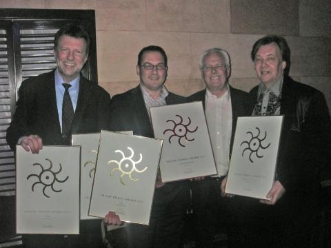 Grand Travel Award 2011
