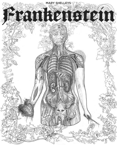 Pressvisning av Frankenstein på Helsingborgs stadsteater