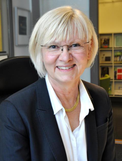 Kristina Frisk ny tf vd för SVID