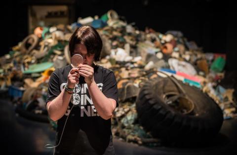 Rekordhögt engagemang för plastskräp i havet