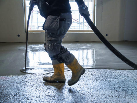 Finjas golv ger elever en stabil grund att stå på