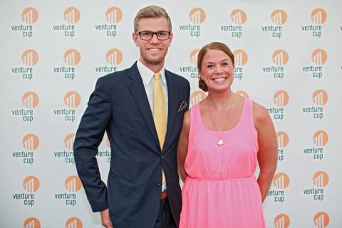 Sveriges första fairtrademärkta cashewnötter och revolutionerande mobiltelefon för barn bland vinnande affärsidéerna i Venture Cups Sverigefinal