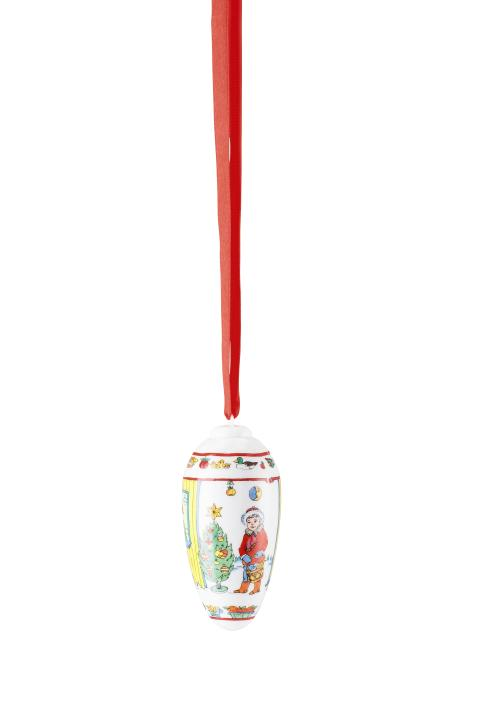 HR_Ole_Winther_Christmas_2017_Porcelain cone_Waldweihnacht