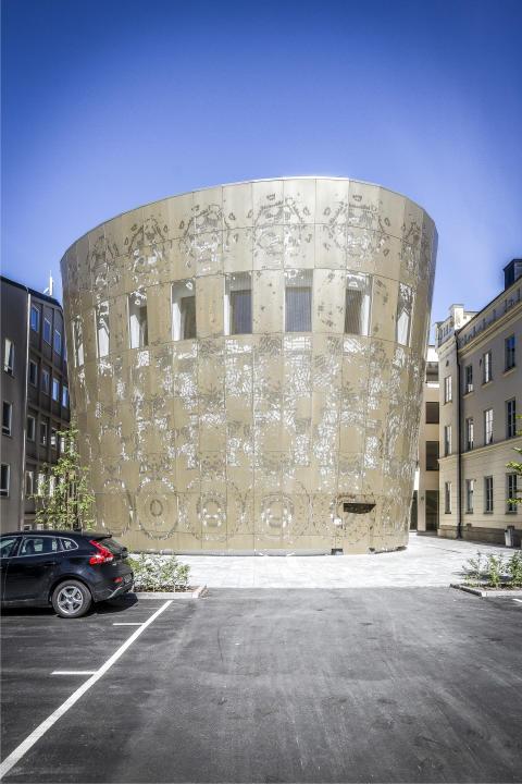 Humanistiska Teatern, White arkitekter