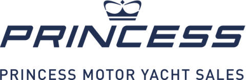High res image - Princess Motor Yacht Sales - logo