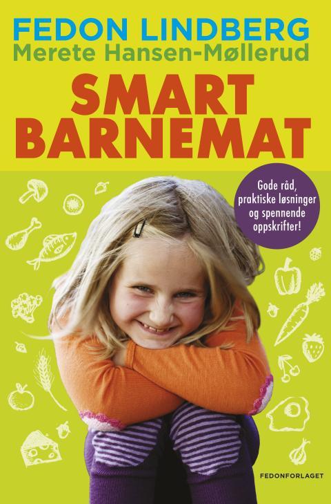 Omslag: Smart barnemat