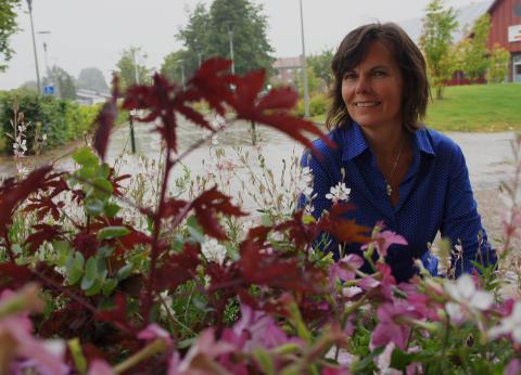 Hon är Svalövs nya verksamhetschef för LSS och AME