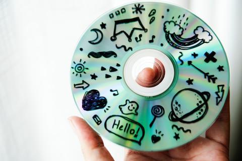 Men CD-spilleren var ikke død