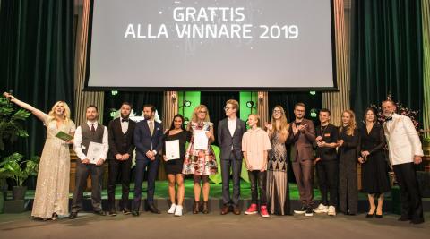 Elza Dunkels är Årets Nätängel 2019 – här är alla vinnarna!