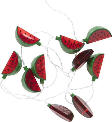 Nille - lyslenke vannmelon