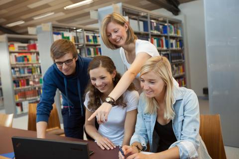 Erfolgreich ins Studium an der TH Wildau starten mit Vorbereitungskursen in Mathematik, Physik, Englisch, Informatik und Technische Mechanik