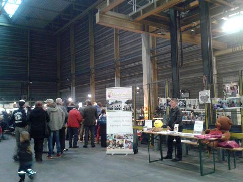 Wiederholte Unterstützung durch Halberg Guss: Spende für Bärenherz