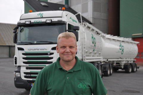 DLG investerer i Scania chaufførcoaching