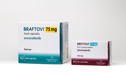 Ny läkemedelskombination ger bättre prognos vid malignt melanom