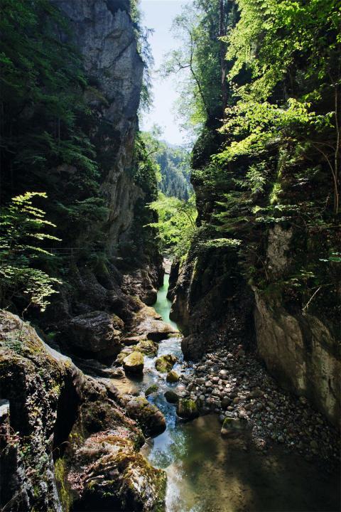 Naturpark Gruyere Pays-d`Enhaut