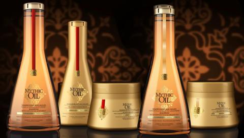 Upptäck oljornas magi med Mythic Oil från L'Oréal Professionnel
