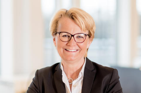 Anette Willumsen blir direktør for Nord-Europa for det sammenslåtte Lindorff og Intrum Justitia