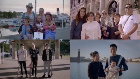 Sverige och Stockholm storsatsar genom öppet brev till utländska turister