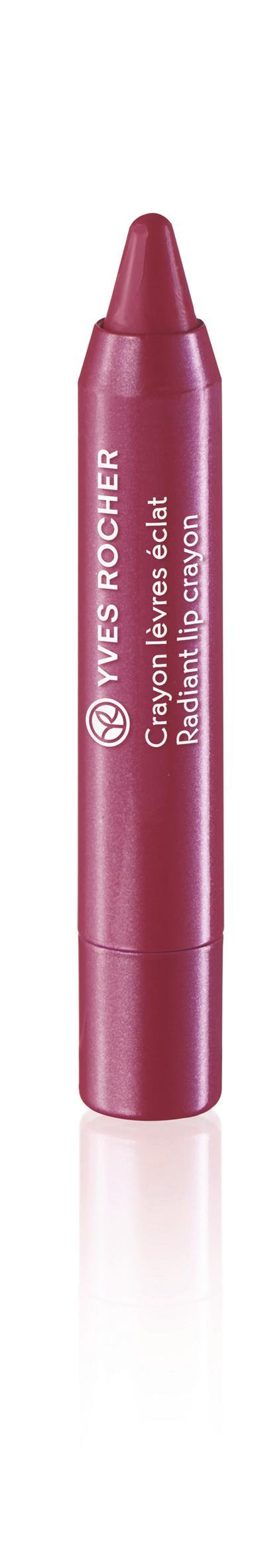 Couleurs Nature Radiant Lip Crayon Pourpre lumineux
