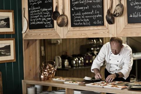 64 norwegische Restaurants zählen zu den besten 325 in ganz Nordeuropa