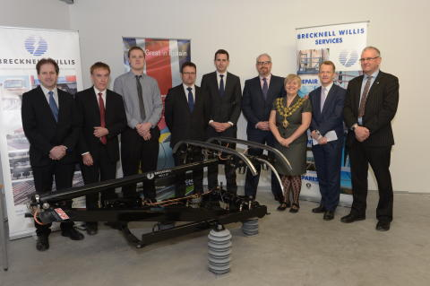 First Pantographs for New Class 800 Series IEP Trains Leave UK for Japan
