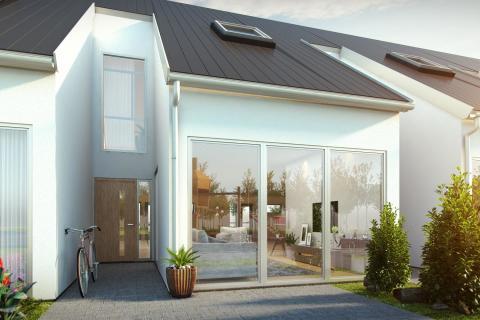 Tio vackra stenhus - med fokus på fint familjeliv i Åkarp.