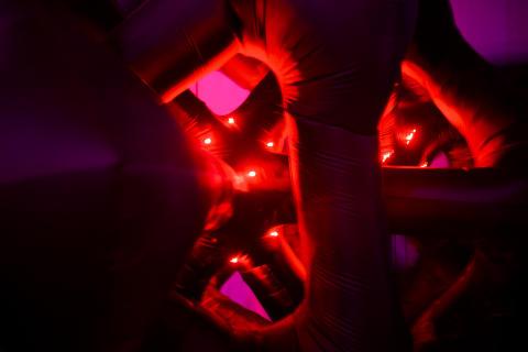The Nervous Manifold, 2012, MaMatti Kallioinen, The Nervous Manifold, 2012. Foto: Olle Kirchmeier/Bonniers Konsthalltti Kallioinen. Foto: Olle Kirchmeier/Bonniers Konsthall