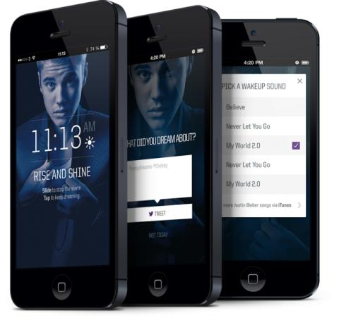 Monterosa and BBH L.A. releases Justin Bieber app
