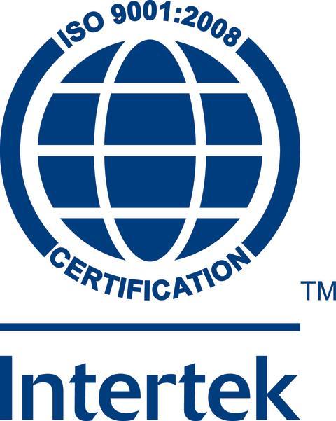 Rekal har blivit kvalitetscertifierade enligt ISO 9001
