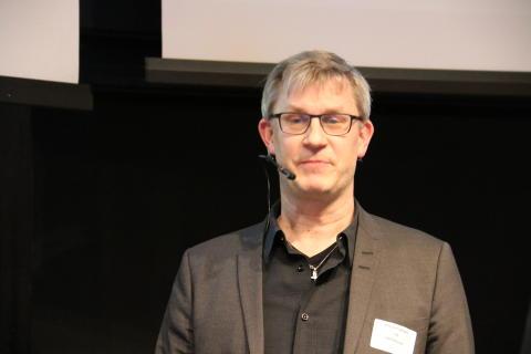 Olle Samuelsson från BIMAlliance