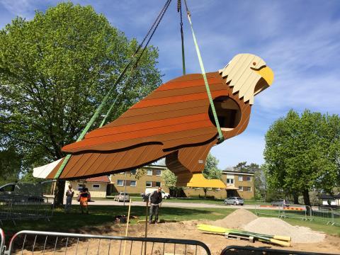 Pressinbjudan: Vi inviger Örnen i Lammhult